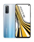 Vivo iQOO Z1 5G CN Version 6.57 inch FHD plus 144Hz Refresh Rate NFC Android 10 4500mAh 48MP AI Triple Rear Camera 8GB 256GB Dimensity 1000 plus Blue