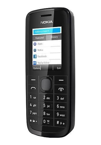 Nokia 109 Black