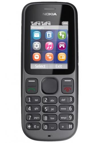 Nokia 101 (Dual Sim) Phantom Black