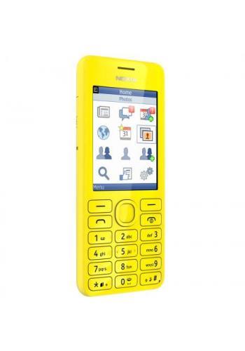 Nokia 206 Dual Sim Geel