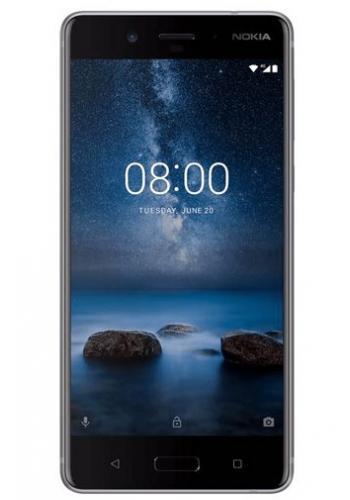 Nokia 8 Dual Sim Steel Grey